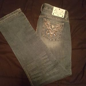 GUESS Starlet-straight Leg Jeans
